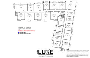Floor Plan - Level 3