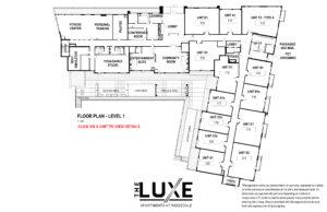 Floor Plan - Level 1