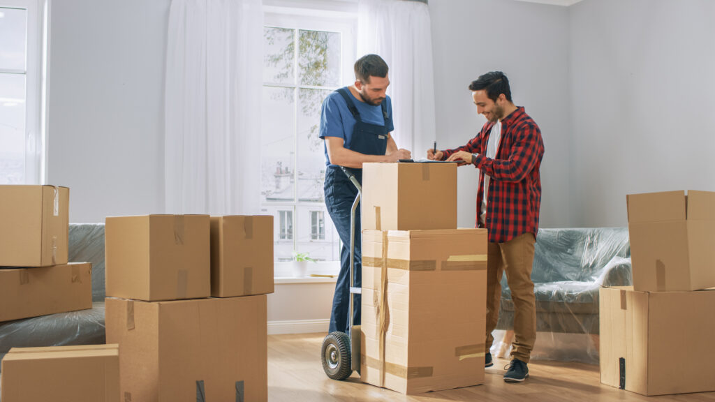 Here are some suggestions to help make your move easier & stress free